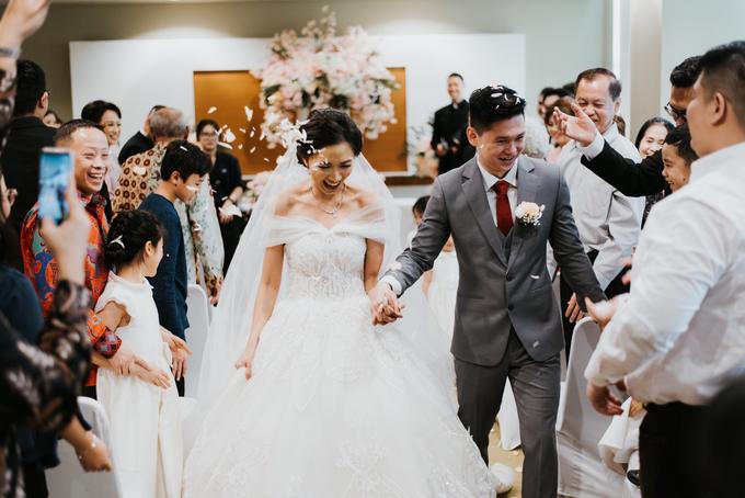 The Wedding of Robin & Jesslyn by Sparks Luxe Jakarta - 023