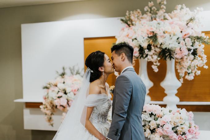 The Wedding of Robin & Jesslyn by Sparks Luxe Jakarta - 024