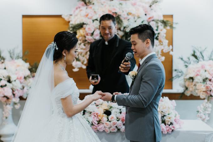 The Wedding of Robin & Jesslyn by Sparks Luxe Jakarta - 025