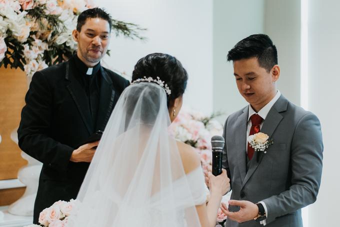 The Wedding of Robin & Jesslyn by Sparks Luxe Jakarta - 027