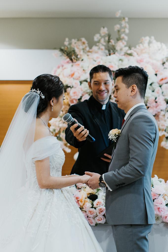 The Wedding of Robin & Jesslyn by Sparks Luxe Jakarta - 029