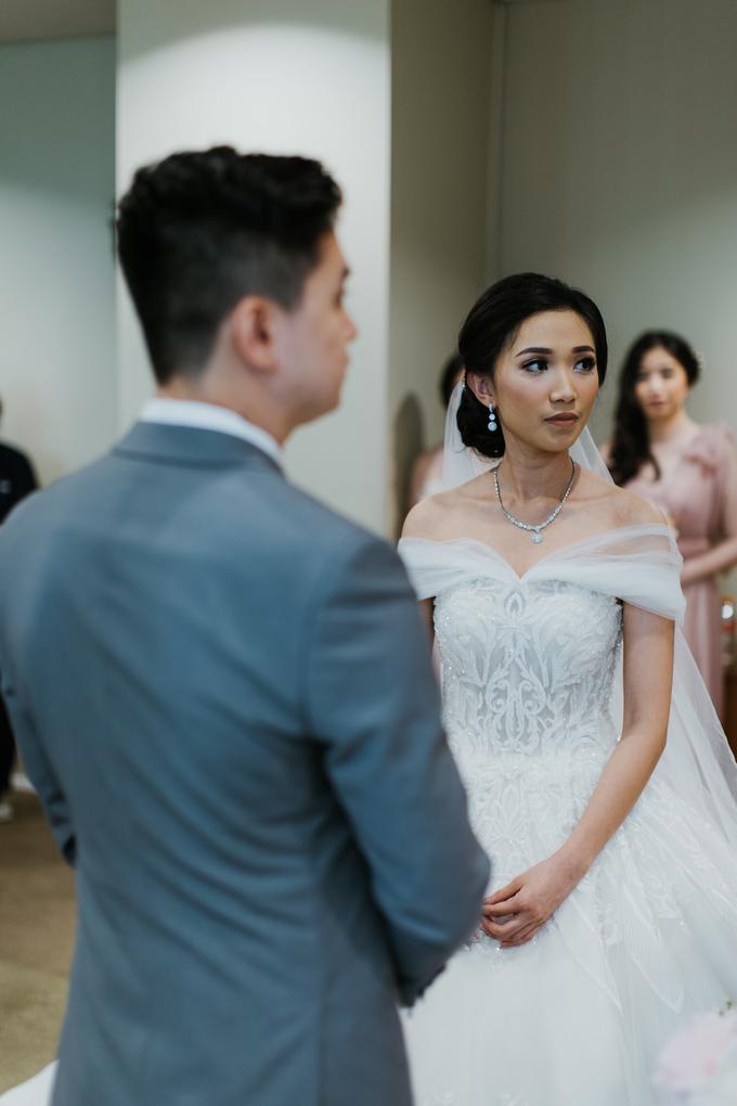 The Wedding of Robin & Jesslyn by Sparks Luxe Jakarta - 030