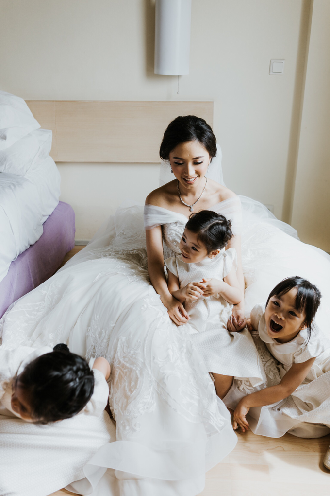 The Wedding of Robin & Jesslyn by Sparks Luxe Jakarta - 031