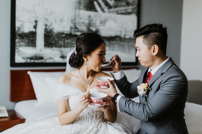 The Wedding of Robin & Jesslyn by Sparks Luxe Jakarta - 032