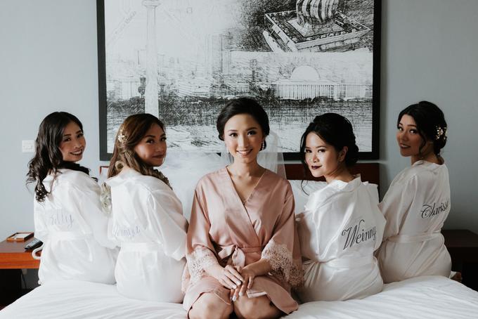 The Wedding of Robin & Jesslyn by Sparks Luxe Jakarta - 037