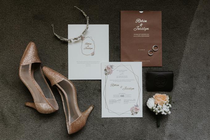 The Wedding of Robin & Jesslyn by Sparks Luxe Jakarta - 044