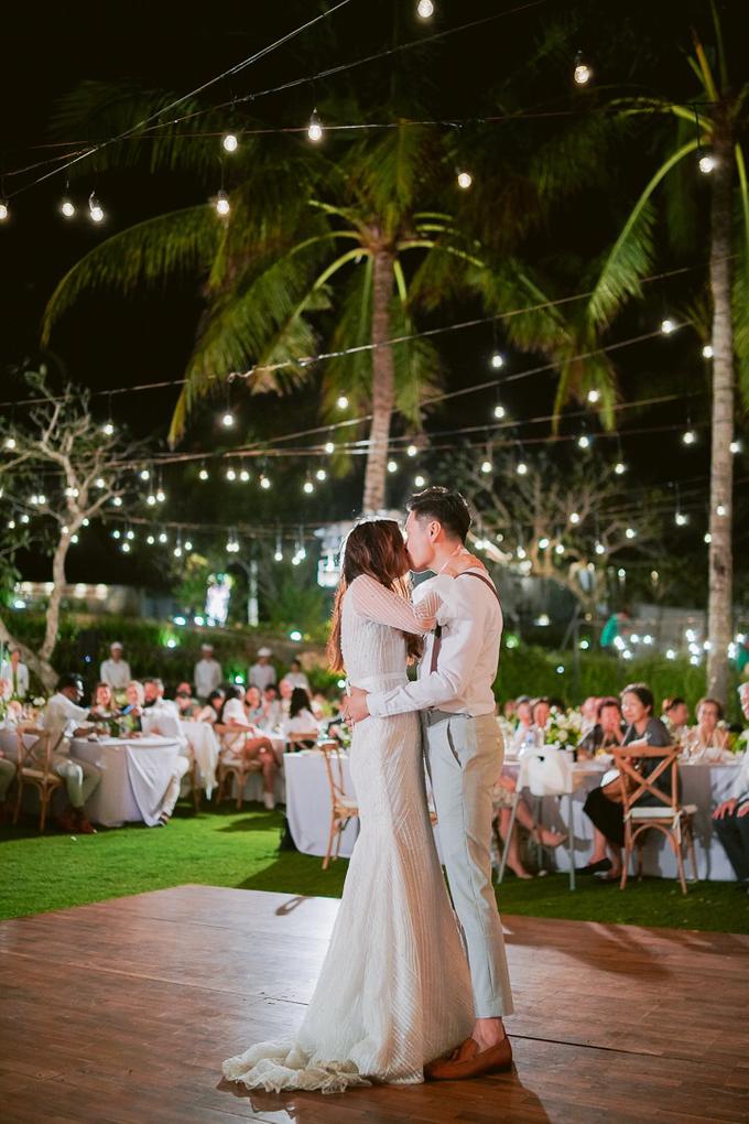 The Wedding of Darren & Riza by Kaminari Catering - 001