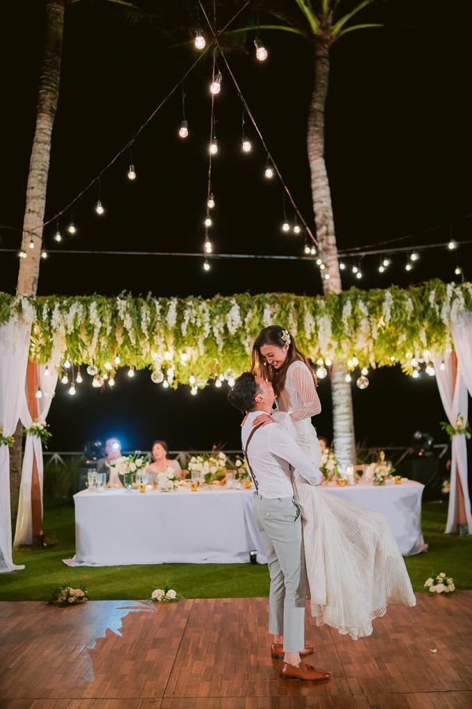 The Wedding of Darren & Riza by Kaminari Catering - 002