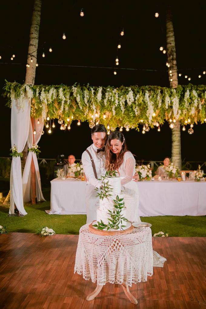 The Wedding of Darren & Riza by Kaminari Catering - 005
