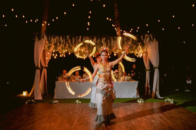 The Wedding of Darren & Riza by Kaminari Catering - 006