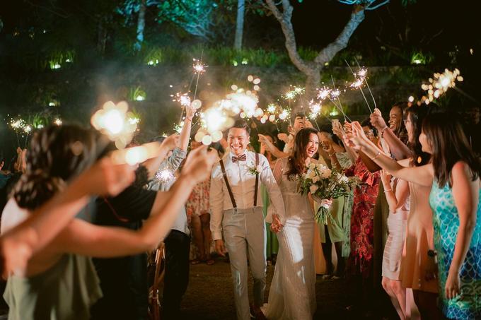 The Wedding of Darren & Riza by Kaminari Catering - 009
