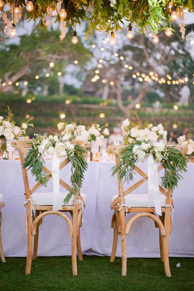 The Wedding of Darren & Riza by Kaminari Catering - 013