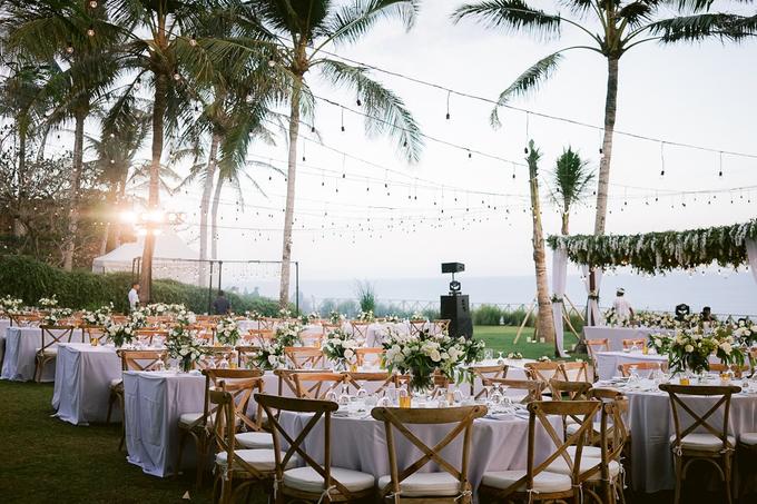 The Wedding of Darren & Riza by Kaminari Catering - 015