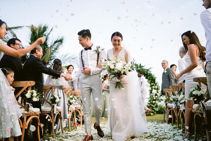 The Wedding of Darren & Riza by Kaminari Catering - 017