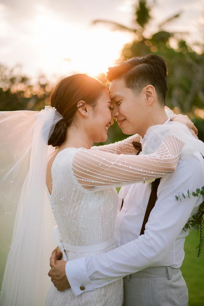 The Wedding of Darren & Riza by Kaminari Catering - 016