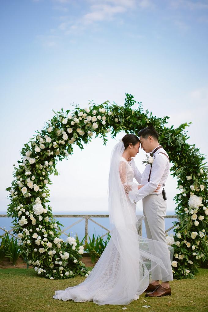 The Wedding of Darren & Riza by Kaminari Catering - 020