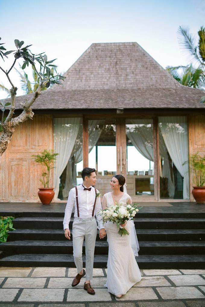 The Wedding of Darren & Riza by Kaminari Catering - 018