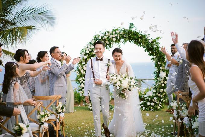 The Wedding of Darren & Riza by Kaminari Catering - 019