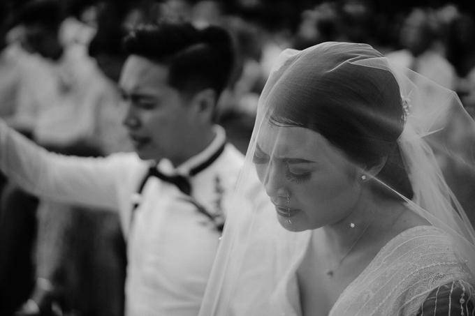 The Wedding of Darren & Riza by Kaminari Catering - 023