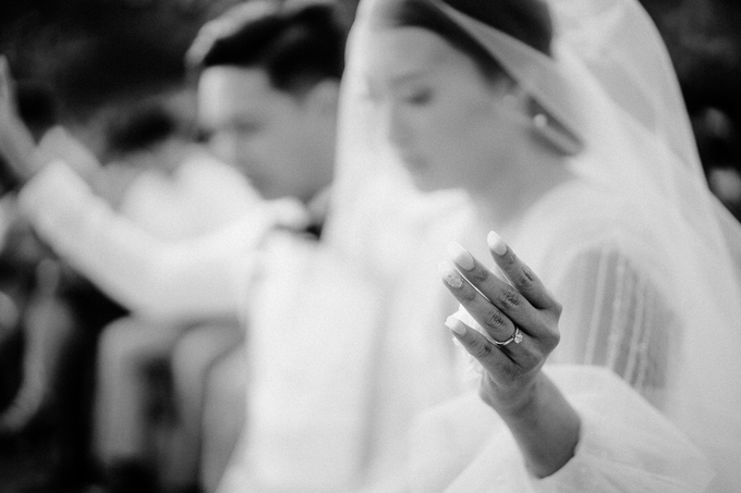 The Wedding of Darren & Riza by Kaminari Catering - 024