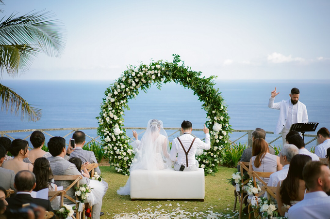The Wedding of Darren & Riza by Kaminari Catering - 025