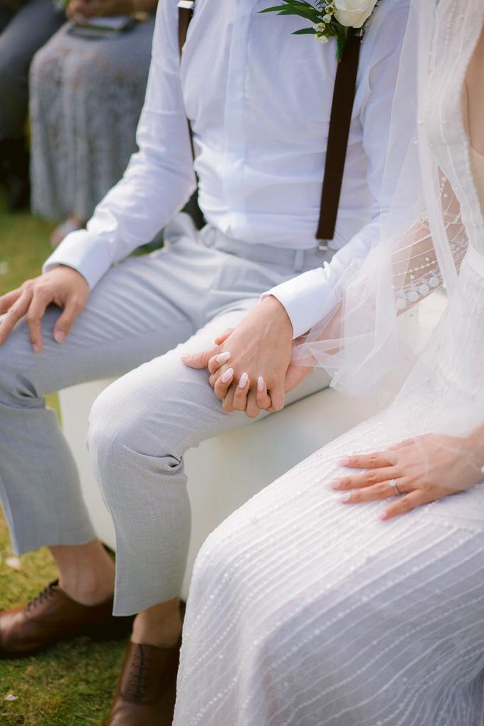 The Wedding of Darren & Riza by Kaminari Catering - 026