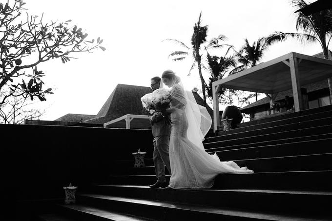 The Wedding of Darren & Riza by Kaminari Catering - 028