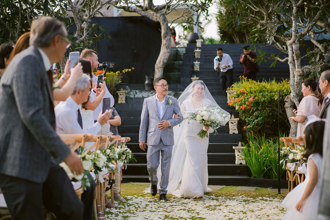 The Wedding of Darren & Riza by Kaminari Catering - 029
