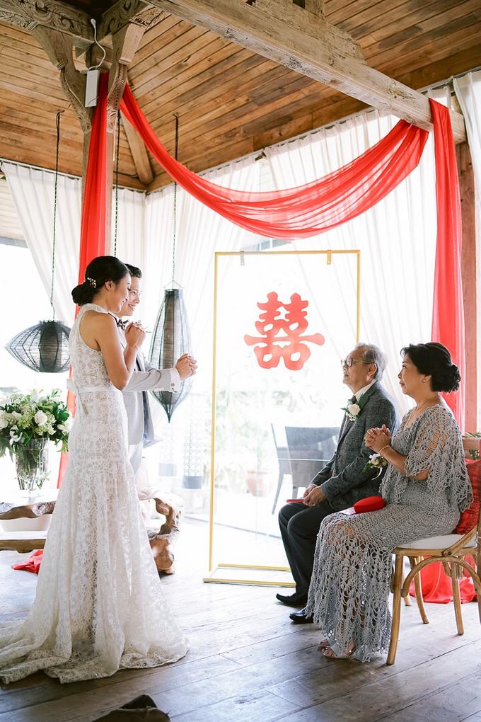 The Wedding of Darren & Riza by Kaminari Catering - 031