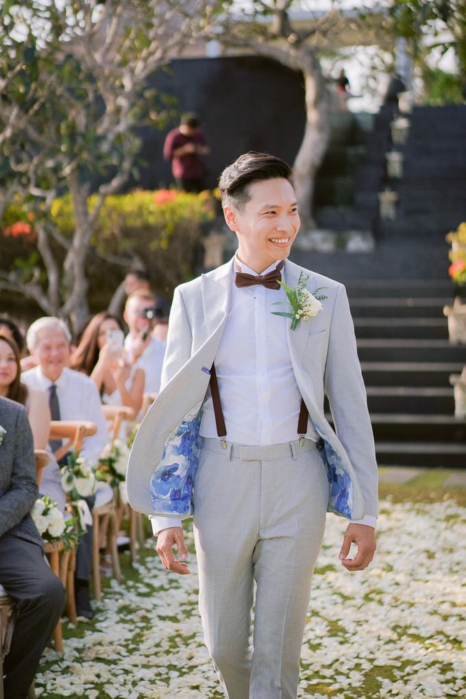 The Wedding of Darren & Riza by Kaminari Catering - 030