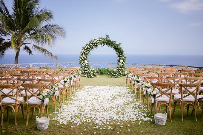 The Wedding of Darren & Riza by Kaminari Catering - 032