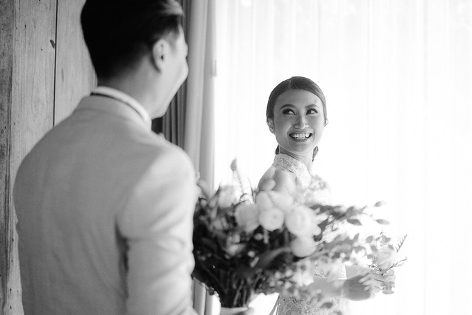 The Wedding of Darren & Riza by Kaminari Catering - 035