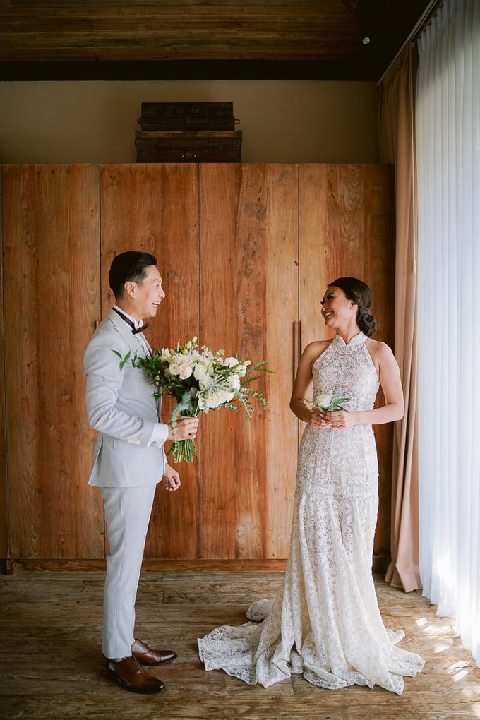 The Wedding of Darren & Riza by Kaminari Catering - 036