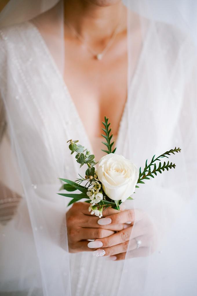 The Wedding of Darren & Riza by Kaminari Catering - 041