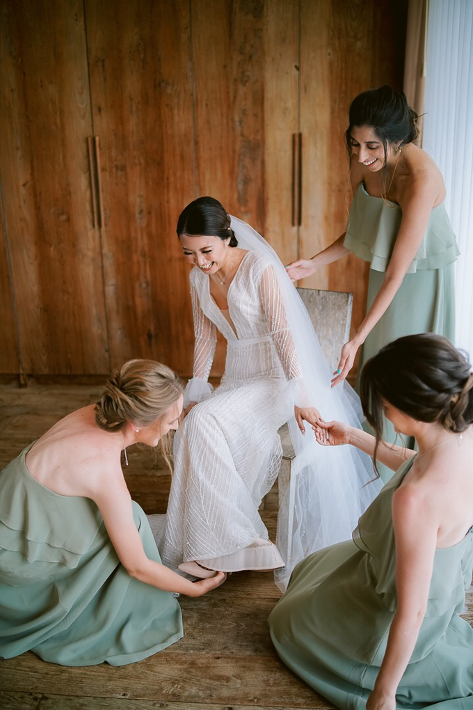 The Wedding of Darren & Riza by Kaminari Catering - 043