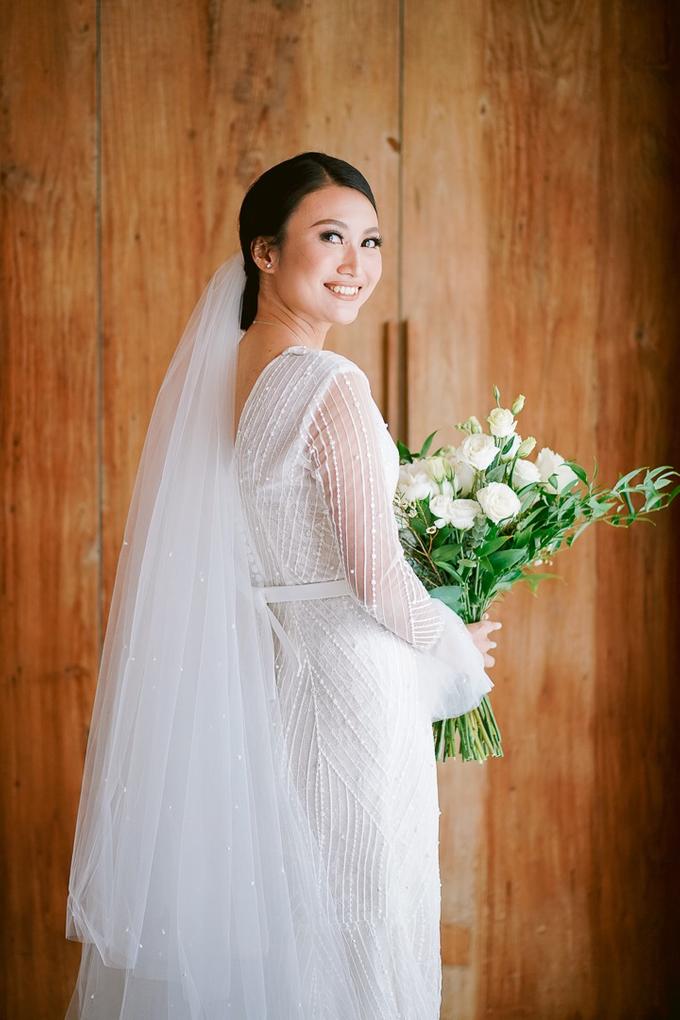 The Wedding of Darren & Riza by Kaminari Catering - 044