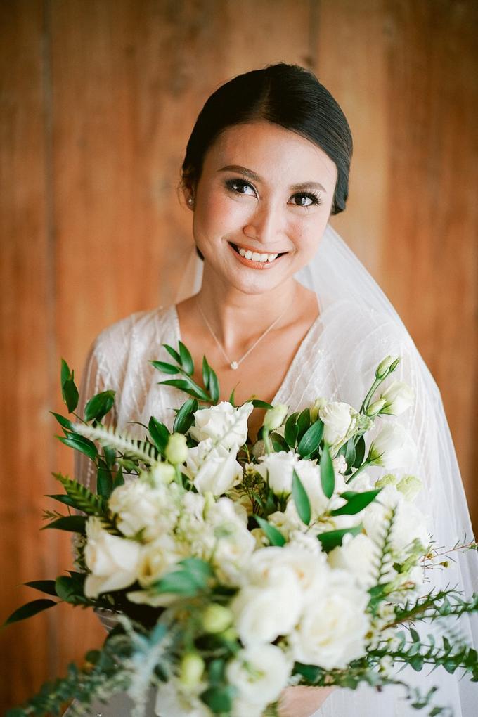 The Wedding of Darren & Riza by Kaminari Catering - 046