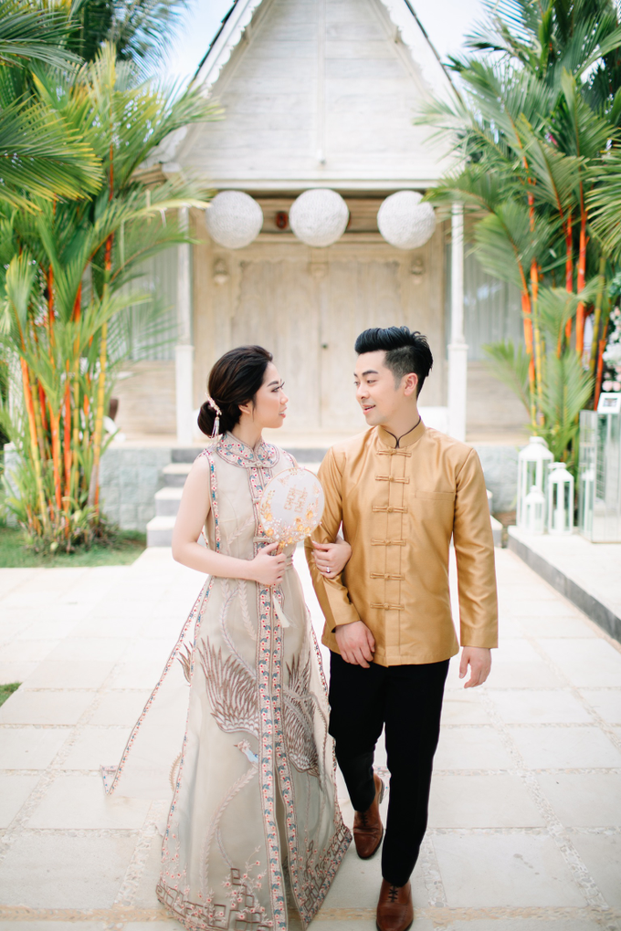 The Wedding of David & Yanie by Lis Make Up - 026