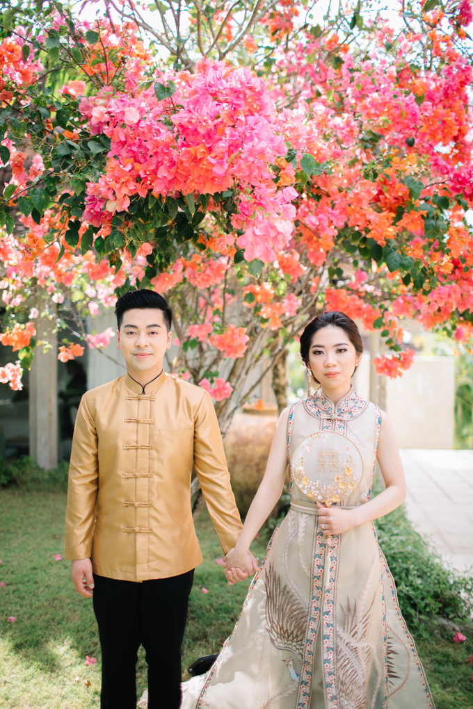 The Wedding of David & Yanie by Lis Make Up - 027