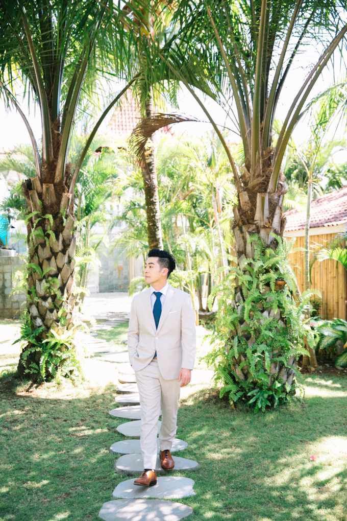 The Wedding of David & Yanie by Lis Make Up - 041