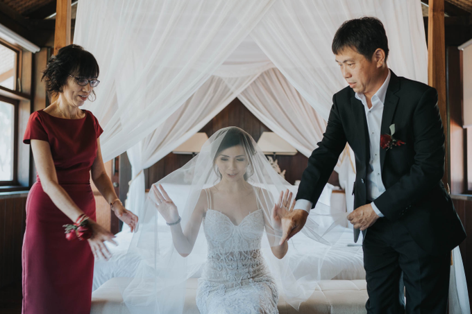 The Wedding of Gervais & Xin Yi by The Right Two - 003