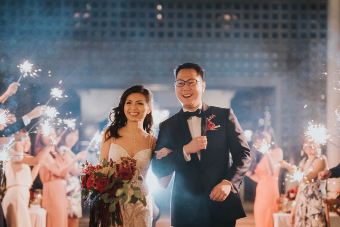 The Wedding of Gervais & Xin Yi by The Right Two - 028