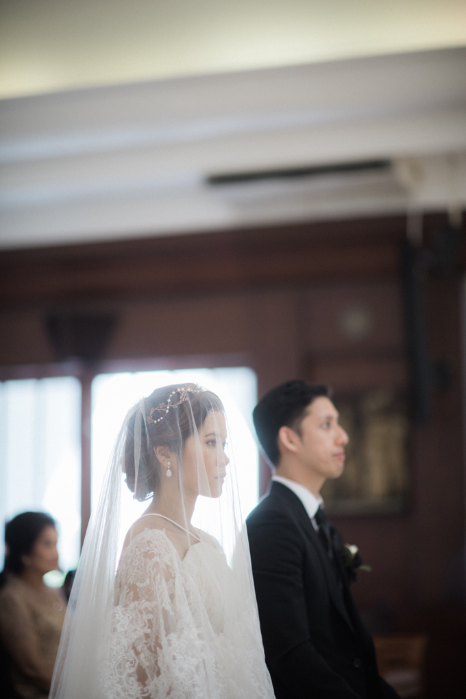 The Wedding of Alfine & Weinny by The Right Two - 023