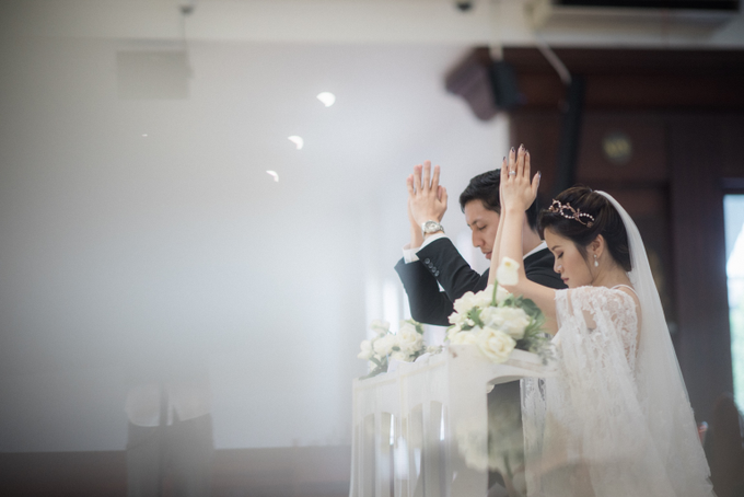 The Wedding of Alfine & Weinny by The Right Two - 028