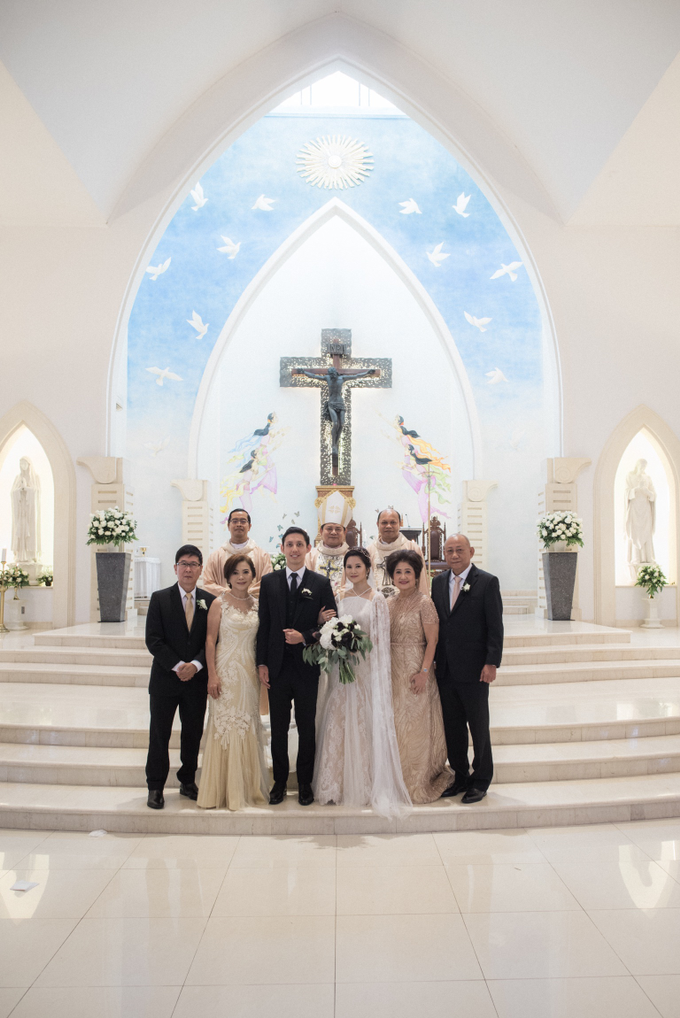 The Wedding of Alfine & Weinny by The Right Two - 031