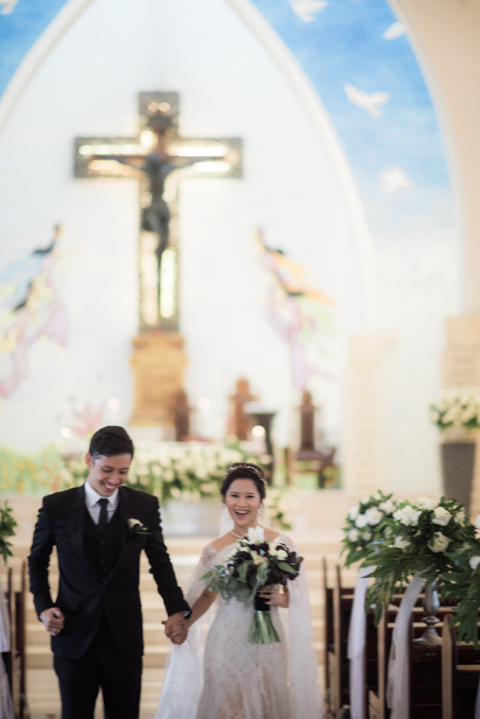 The Wedding of Alfine & Weinny by The Right Two - 035