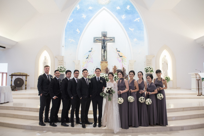 The Wedding of Alfine & Weinny by The Right Two - 036