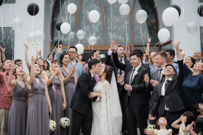 The Wedding of Alfine & Weinny by The Right Two - 038