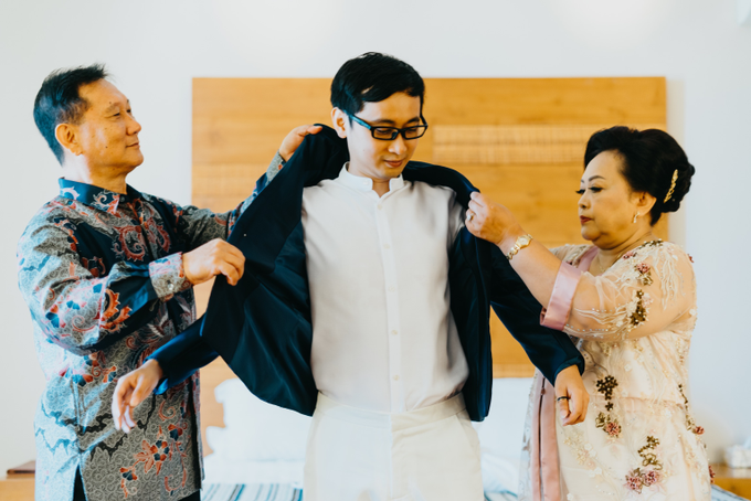 The Wedding of Joseph & Nabila by The Right Two - 011