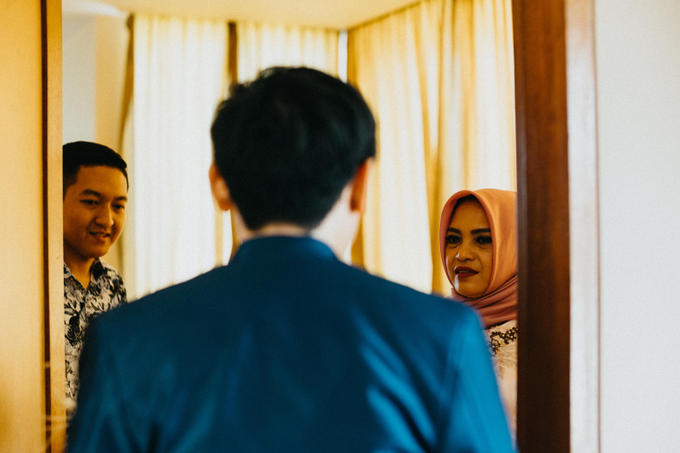 The Wedding of Joseph & Nabila by The Right Two - 016